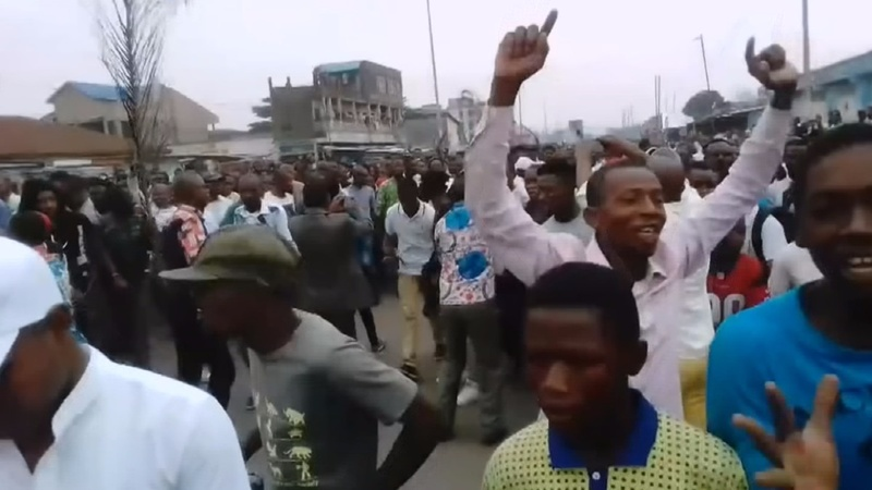 Anti president protests in the Congo turn deadly