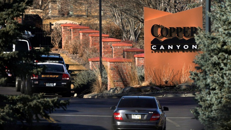 One deputy killed, gunman dead in Colorado shooting