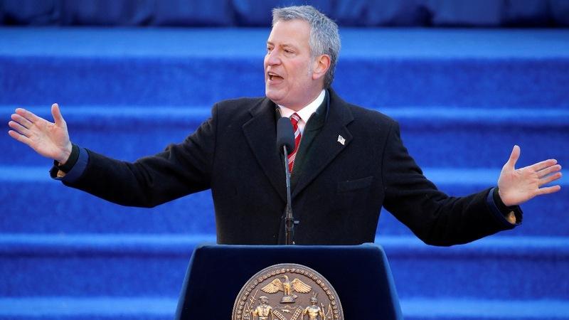 VERBATIM: De Blasio unveils new security measures for NYC