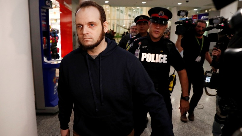 Freed Canadian hostage faces assault charges