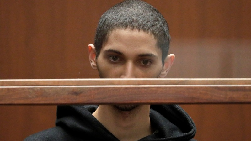 DO NOT PUBLISH California suspect accepts extradition in Kansas 'swatting' case