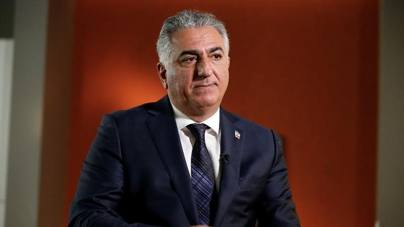VERBATIM: Son of deposed Shah of Iran speaks to Reuters