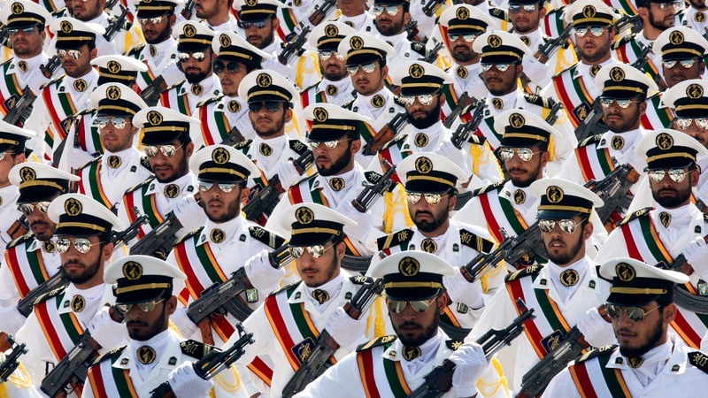 Iran deploys Revolutionary Guards to quell 'sedition'