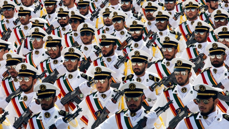 Iran deploys Revolutionary Guards to quell 'sedition'