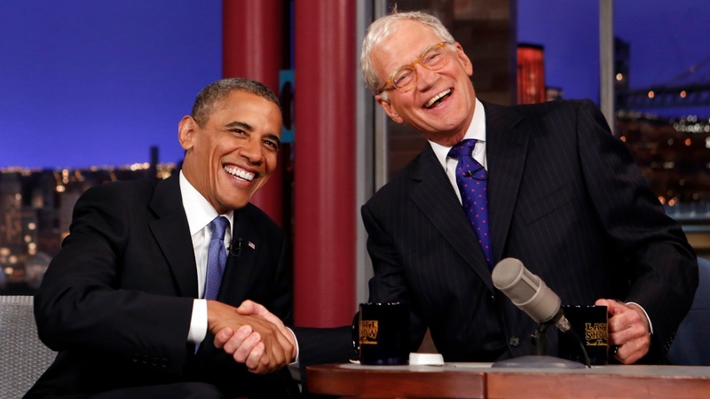 Letterman and Obama reunite in new Netflix show