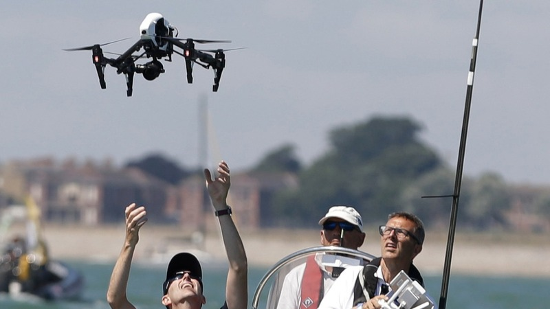 New Jersey poised to ban drunk droning