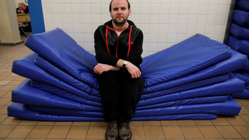 Freezing temps test the limits of homeless shelters