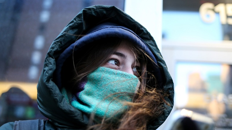 Brutal, dangerous cold grips the East Coast