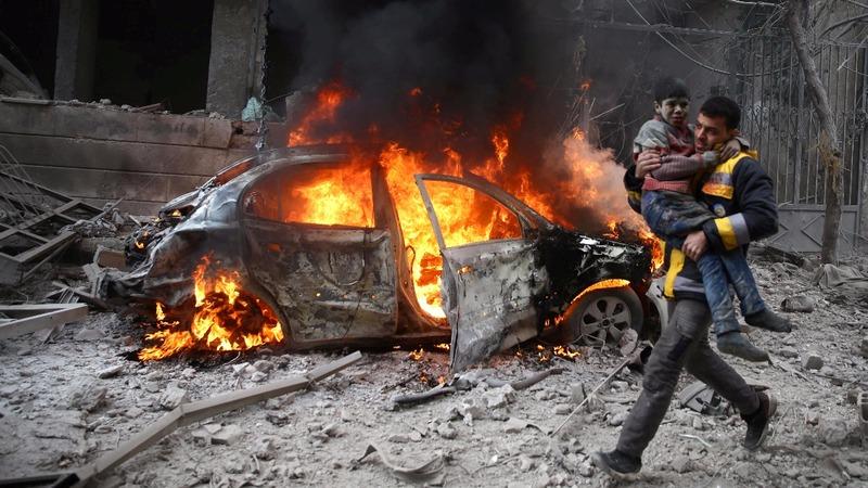 Syria's Assad seeks to capitalize on momentum