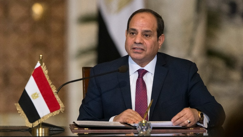 Egypt sets an election date, awaits candidates