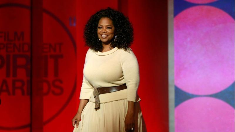 VERBATIM: Trump says 'I'd beat Oprah'