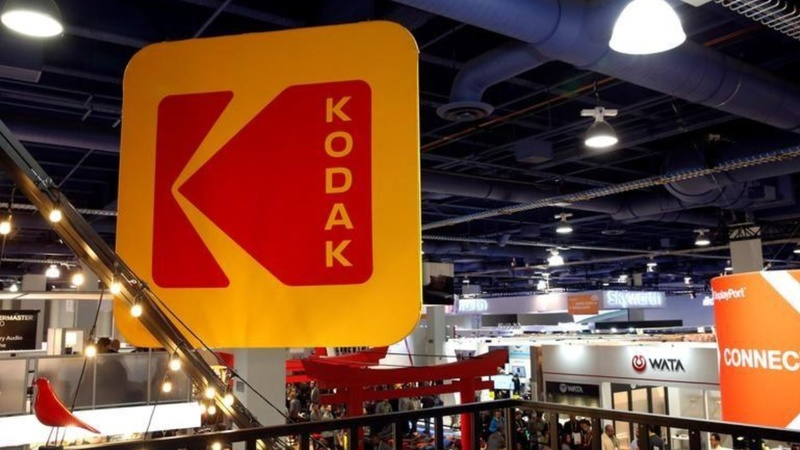 Eastman Kodak unveils cryptocurrency, stock doubles