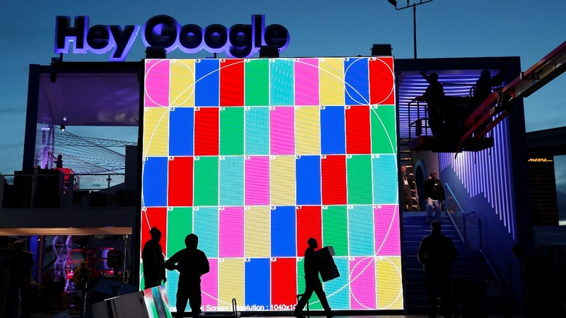 Google takes on Amazon in the fight for smart devices