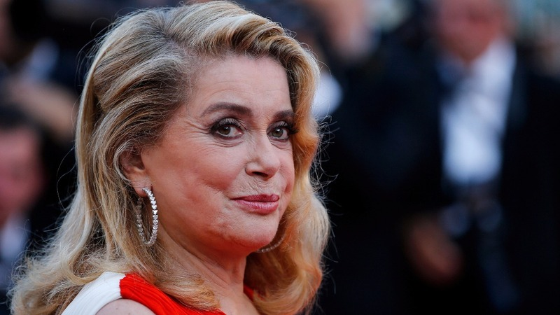 Film icon Catherine Deneuve denounces #MeToo campaign