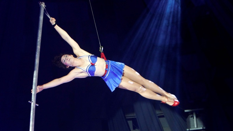 INSIGHT: Circus still grips its audience, 250 years on