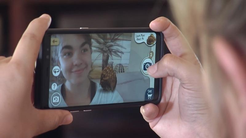 The app bringing humans up close to wild animals