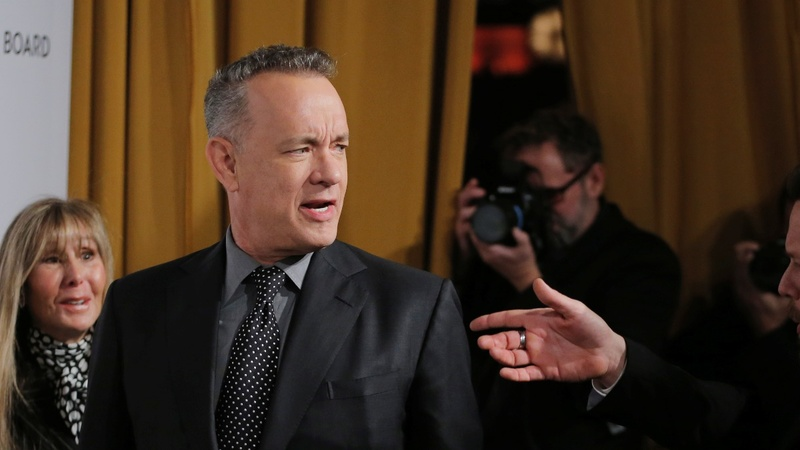 VERBATIM: Tom Hanks on 'fake news'