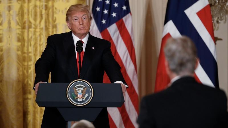 Trump says Mueller interview 'seems unlikely'