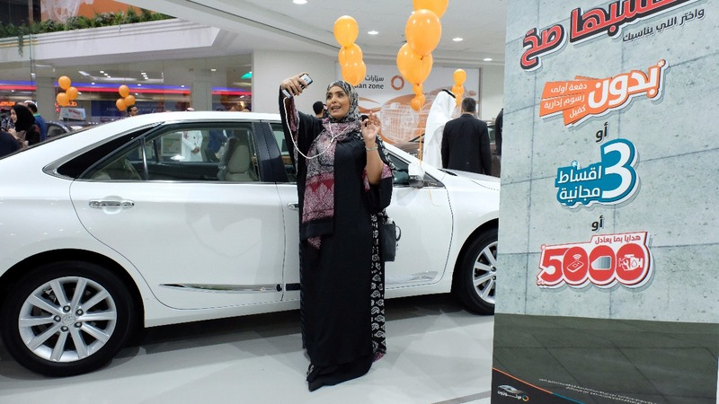 INSIGHT: Saudi's first motorshow just for women