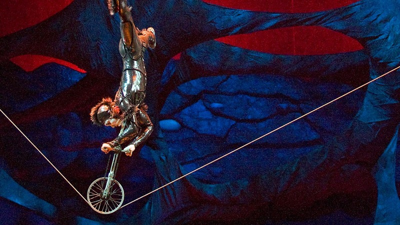 INSIGHT: Behind the scenes with Cirque du Soleil