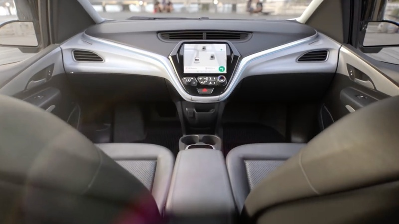 GM seeks approval for car without steering wheel or pedals