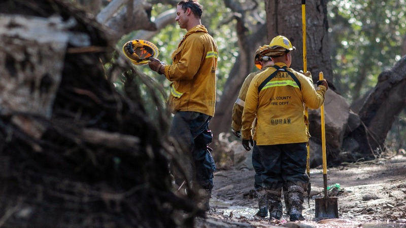 'Window closing' for California mudslide searchers