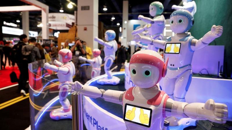INSIGHT: Robots shine at CES