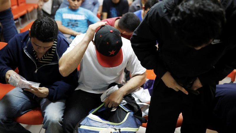 Call center jobs await deported Salvadorans