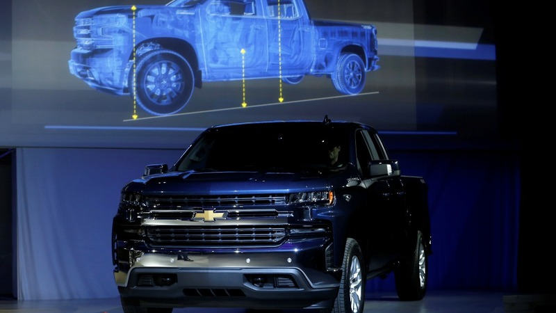 GM bets big on steel at Detroit Auto Show