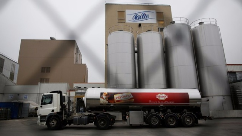 French dairy giant criticized for salmonella response