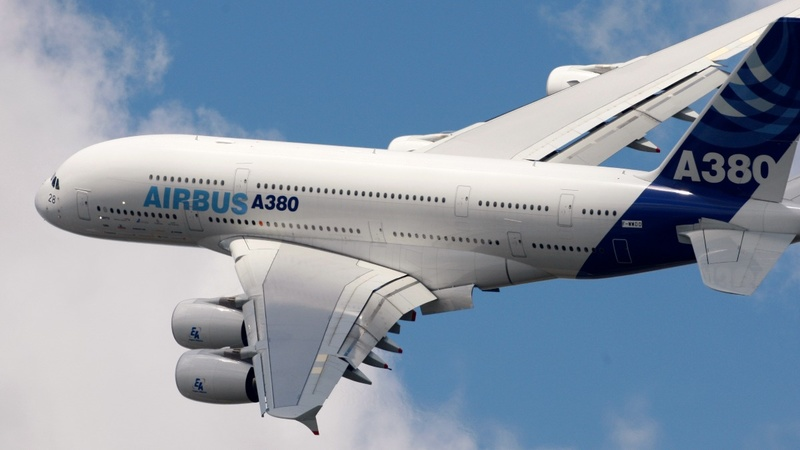 Airbus gets first place in 2017 order race