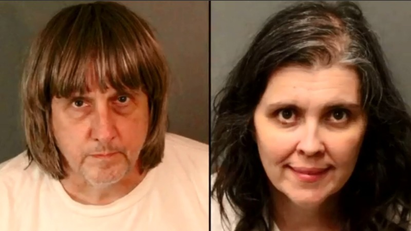 California parents charged with torture of 13 children