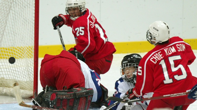 Koreas Olympics hockey team-up hits resistance