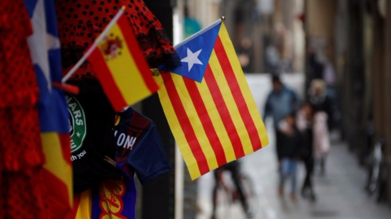 New Catalan government holds its maiden session