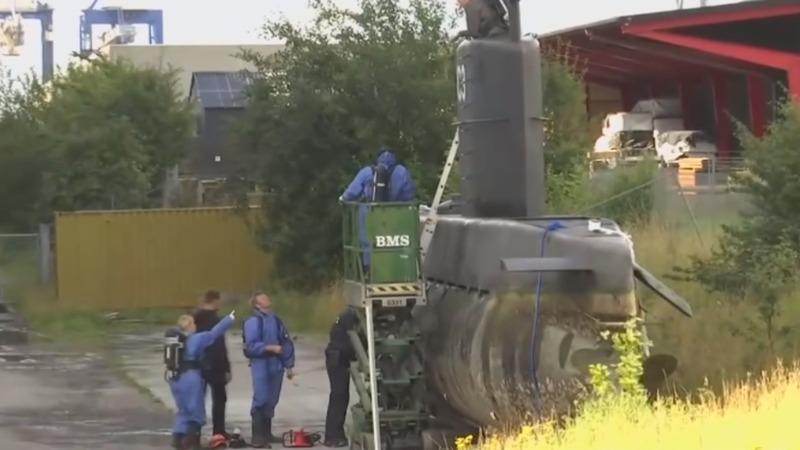 Submarine killing was murder: Danish prosecutors