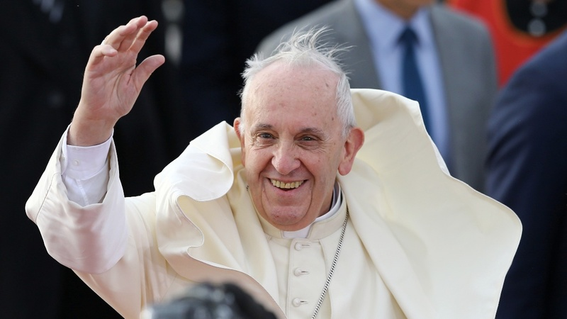 Pope expresses 'pain and shame' over Church sex abuse scandal in Chile