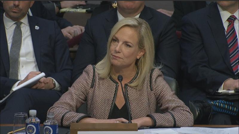 VERBATIM: Senators and DHS chief spar over profane comment