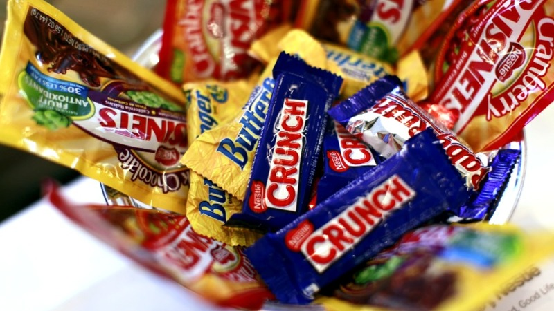 Ferrero to buy Nestle's U.S. confectionery business
