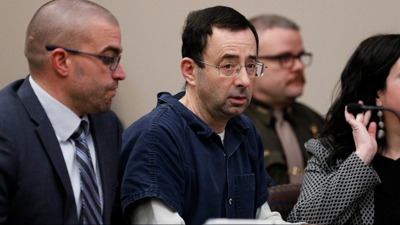 'Little girls don't stay little forever': Victims confront Nassar