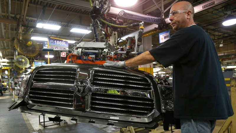 Carmakers hedge NAFTA bets, build more in the U.S.