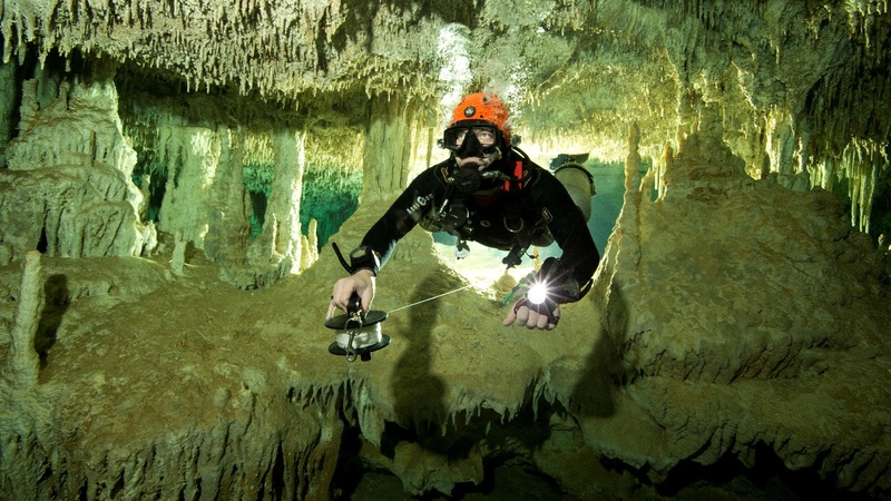 INSIGHT: Divers unearth world's biggest underwater cave