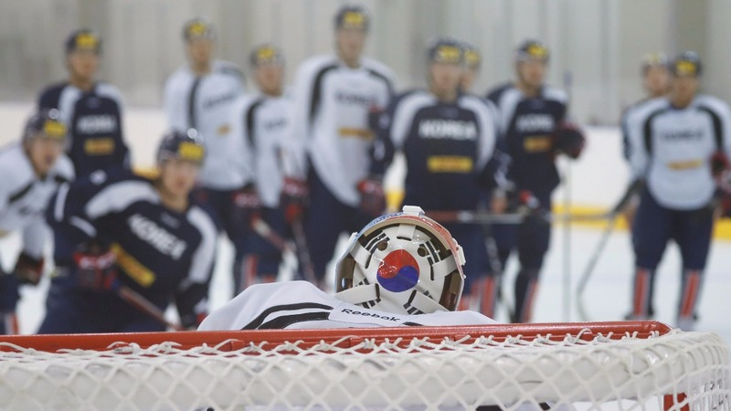 Ice hockey brings North and South Korea together