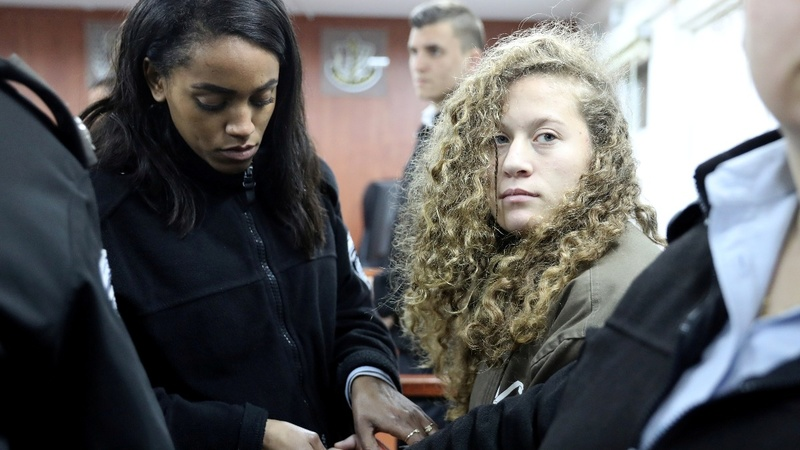 Palestinian teen ordered held until end of trial