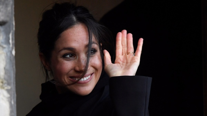INSIGHT: Harry and Meghan visit Cardiff Castle