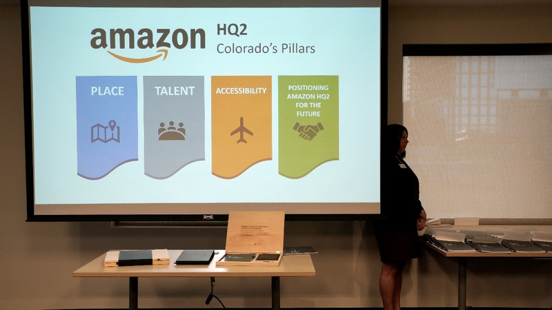 "Amazon shortlists 20 cities for ""HQ2"""
