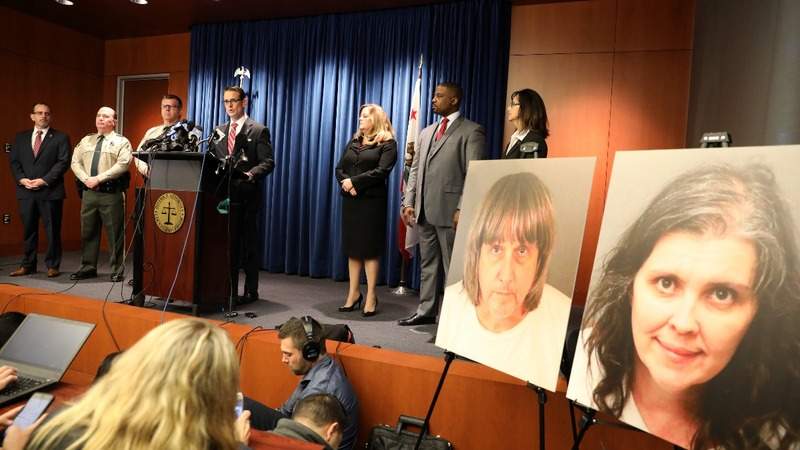 California couple charged with torture, abuse
