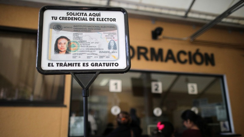 Mexican migrants eager to influence presidential race