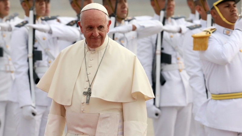 """All of it is slander"": Pope on controversial Chilean bishop"