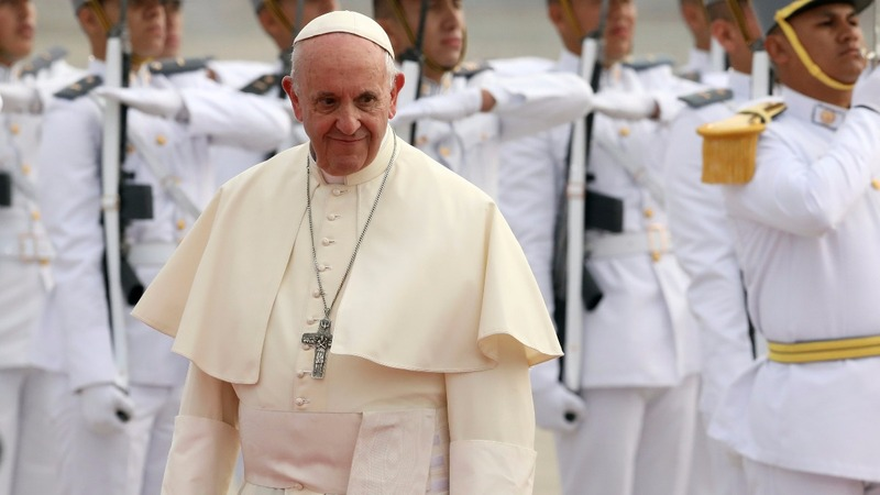 """""""All of it is slander"""": Pope on controversial Chilean bishop"""
