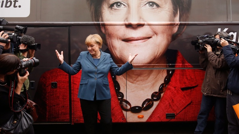 Angela Merkel faces crucial coalition vote